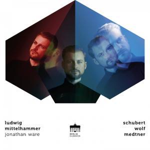 Ludwig Mittelhammer & Jonathan Ware - Schubert - Wolf - Medtner (2019) [Official Digital Download 24/96]