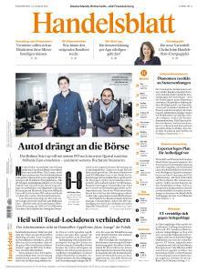 Handelsblatt - 14 Januar 2021