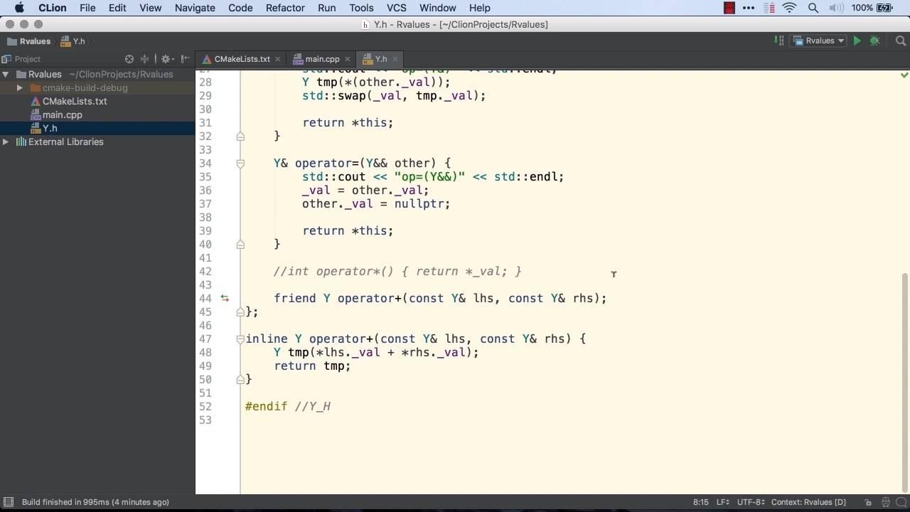 Modern C++ Design Patterns