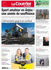 Le Courrier de l'Ouest Angers – 17 mars 2021