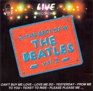 The Beatles - The Best Of The Beatles: Live Recording Vol. 2 (1992)