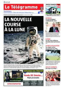 Le Télégramme Landerneau - Lesneven – 19 juillet 2019