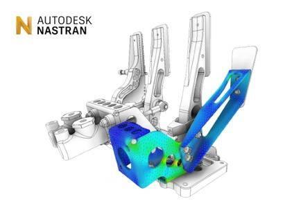 Autodesk Nastran 2018 with Help