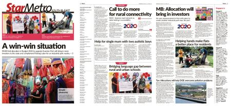 The Star Malaysia - Metro South & East – 14 October 2019