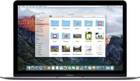 OS X El Capitan v10.11.6 (15G31) [Virgin Pre-installed]