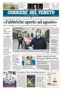 Corriere del Veneto Venezia e Mestre – 02 aprile 2020