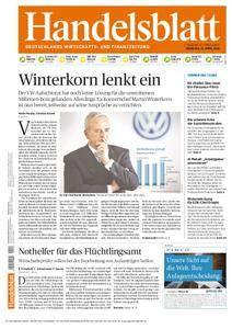 Handelsblatt - 12. April 2016