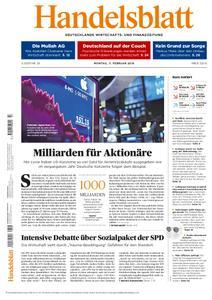 Handelsblatt - 11. Februar 2019