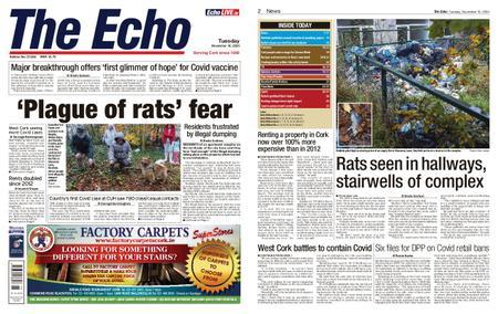 Evening Echo – November 10, 2020