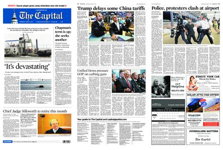 The Capital – August 14, 2019