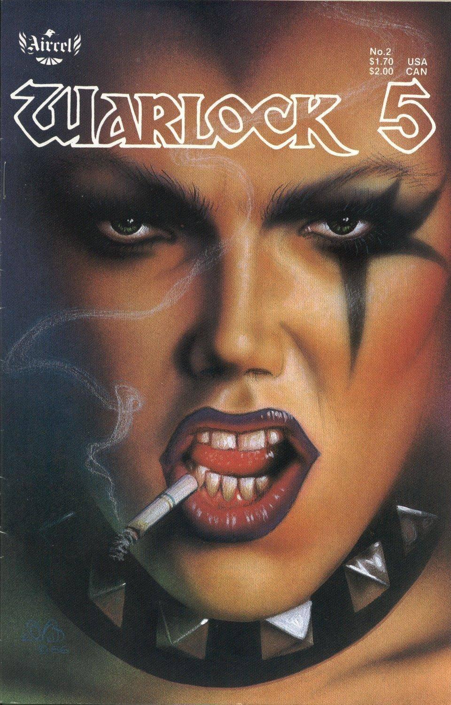 Warlock 5 v1 002 1986