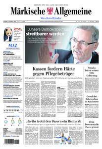 Märkische Allgemeine Westhavelländer - 02. Oktober 2017