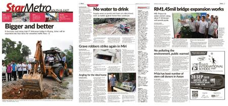 The Star Malaysia - Metro South & East – 25 September 2019
