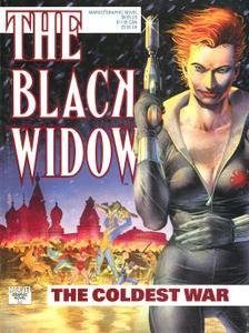 Marvel Graphic Novel 61 - The Black Widow - The Coldest War 1990
