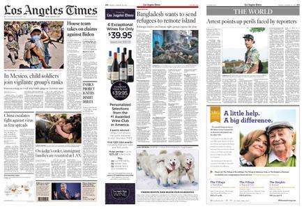 Los Angeles Times – January 24, 2020