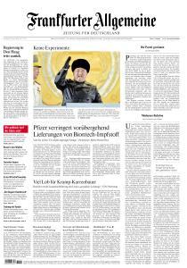 Frankfurter Allgemeine Zeitung - 16 Januar 2021