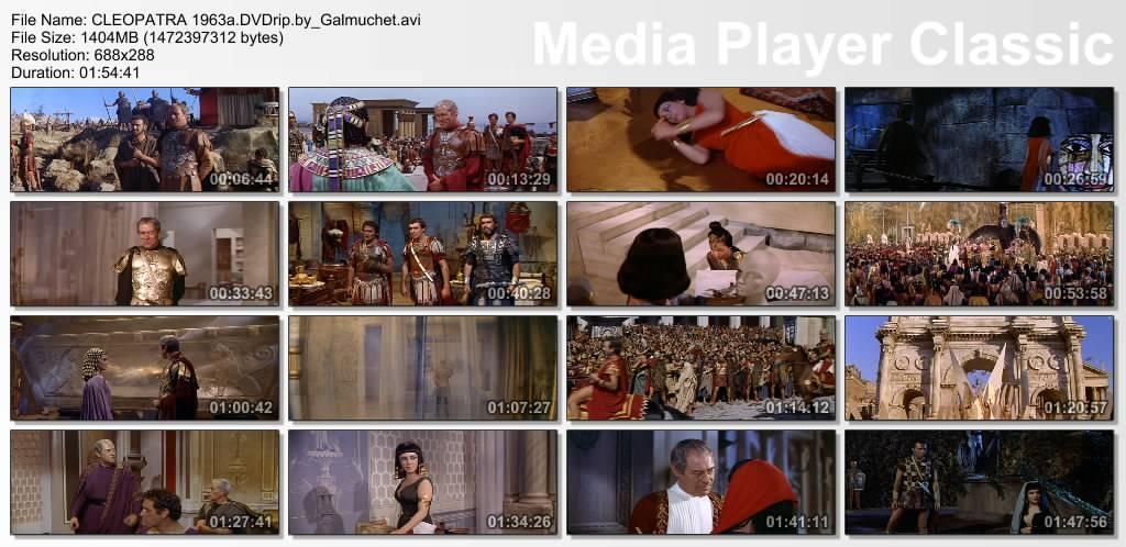 Cleopatra (1963) Repost