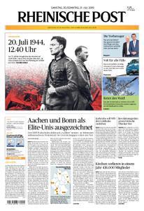 Rheinische Post – 20. Juli 2019