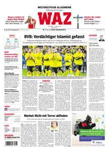 WAZ Westdeutsche Allgemeine Zeitung - 13 April 2017