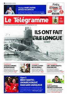 Le Télégramme Auray – 24 novembre 2019