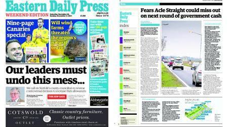 Eastern Daily Press – December 16, 2017