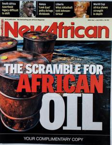 New African -  July 2006