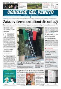 Corriere del Veneto Vicenza e Bassano – 12 marzo 2020