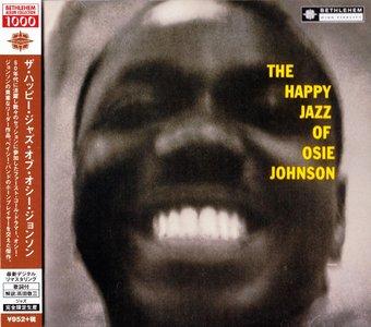 Osie Johnson - The Happy Jazz Of Osie Johnson (1955) {2014 Japanese Bethlehem Album Collection 1000}
