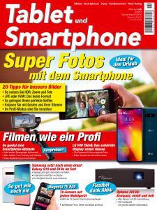 Tablet und Smartphone - Mai-Juli 2019