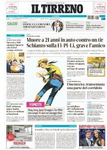 Il Tirreno Livorno - 3 Ottobre 2018