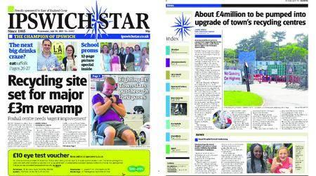 Ipswich Star – July 18, 2018