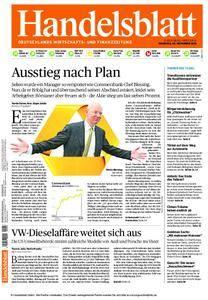 Handelsblatt - 03. November 2015