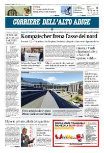 Corriere dell'Alto Adige – 25 ottobre 2018