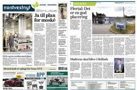 Nordvestnyt Holbæk Odsherred – 09. august 2018