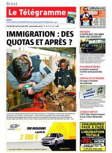 Le Télégramme Brest – 06 novembre 2019