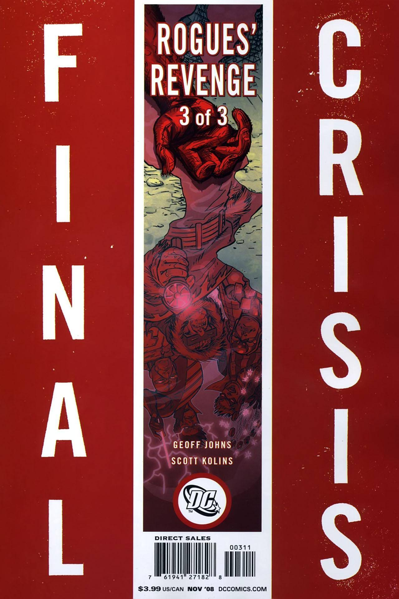 Final Crisis - Rogues' Revenge 03 (of 03) (2008) (both covers)