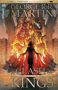 George R R Martins A Clash of Kings 005 2017 2 covers digital Son of Ultron-Empire