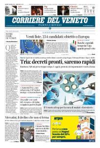 Corriere del Veneto Padova e Rovigo – 18 aprile 2019