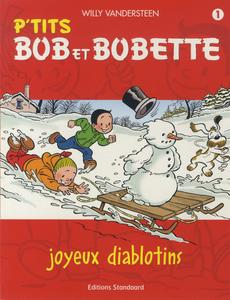 Ptits Bob et Bobette - Tome 1 - Joyeux Diablotins