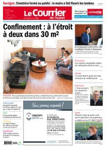 Le Courrier de l'Ouest Angers – 06 avril 2020