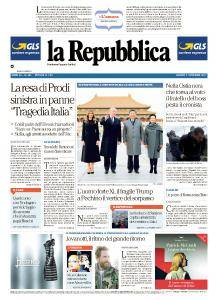 la Repubblica - 9 Novembre 2017
