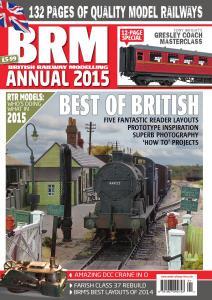 British Railway Modelling - Annual 2015