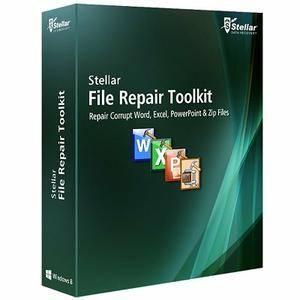 Stellar File Repair Toolkit 1.0 Portable