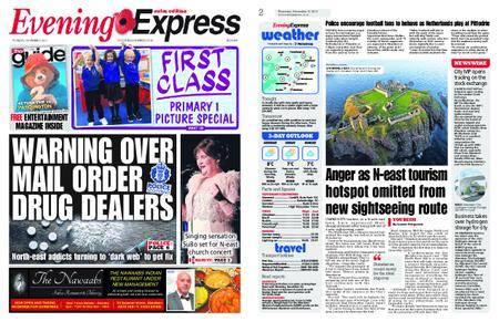 Evening Express – November 09, 2017