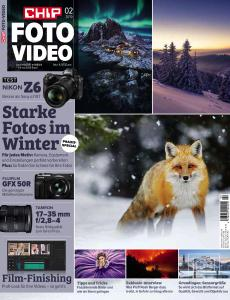 Chip Foto Video Germany - Februar 2019