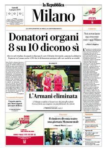 la Repubblica Milano – 03 giugno 2019