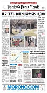 Portland Press Herald – April 07, 2020