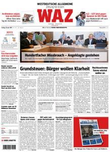 WAZ Westdeutsche Allgemeine Zeitung Essen-Werden - 28. Juni 2019