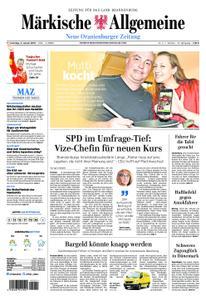 Neue Oranienburger Zeitung - 03. Januar 2019