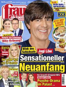 frau aktuell – 19. August 2019